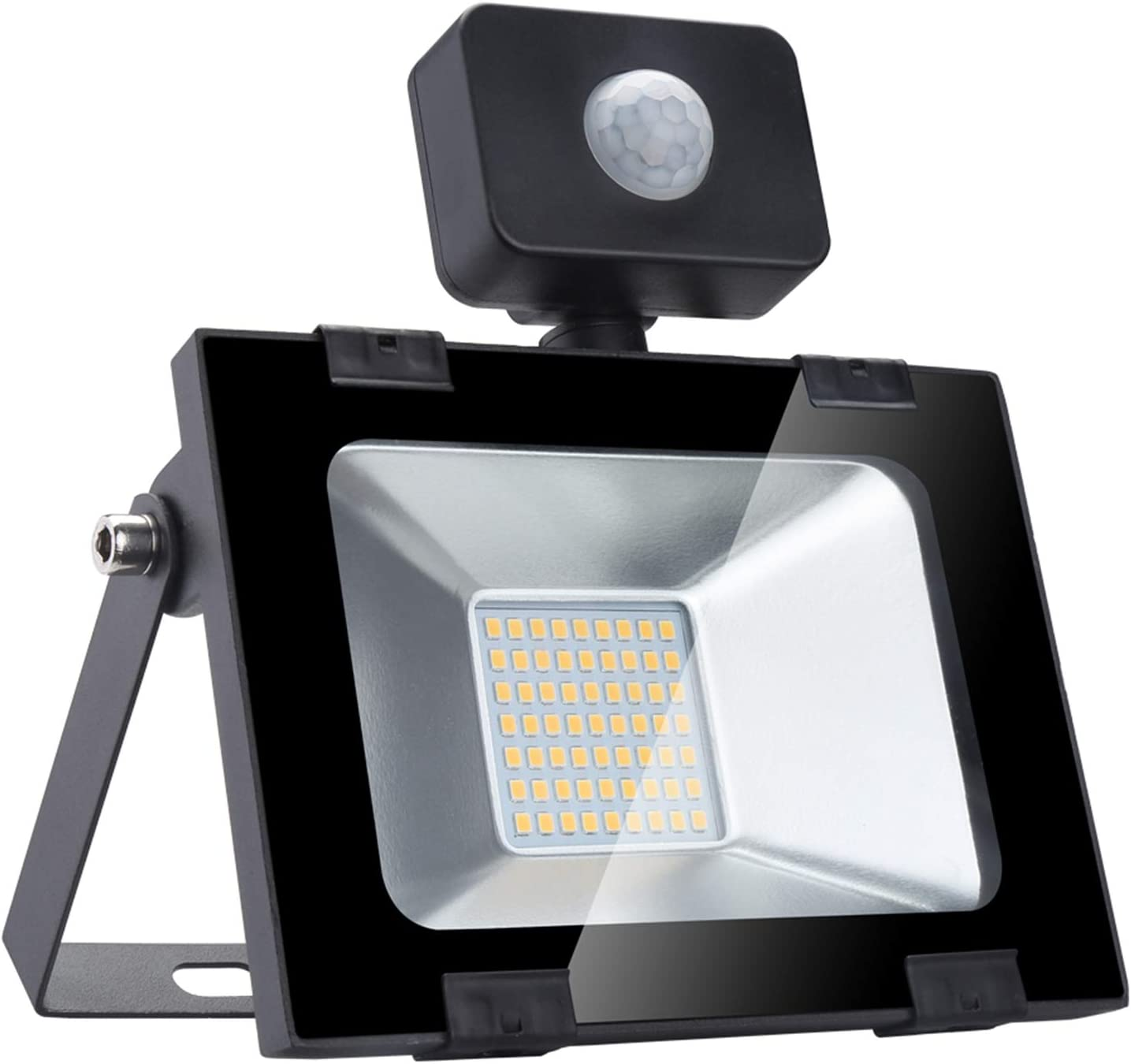 LED Flood Free Shipping New Light with Induction Securit Exterior Special sale item Waterproof IP65
