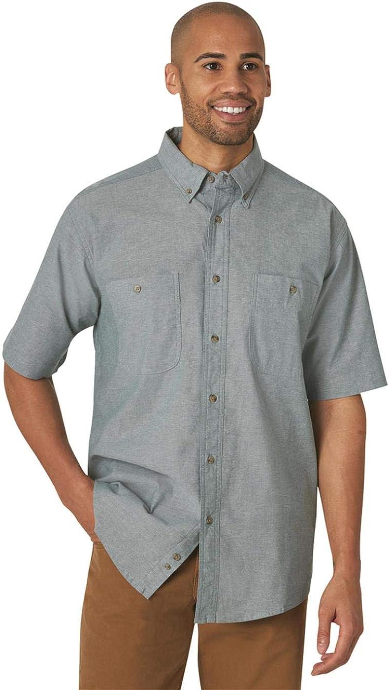Wrangler Men's Chambray Shirt