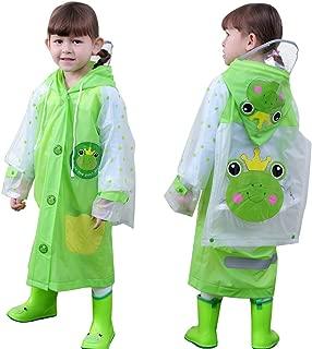 Kidorable Coccinelle Manteau de pluie enfant taille 2 ans rouge coccinelle Imperméable Raincoat