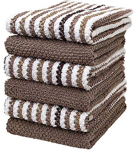 Top 10 Best Selling List for brown kitchen towels