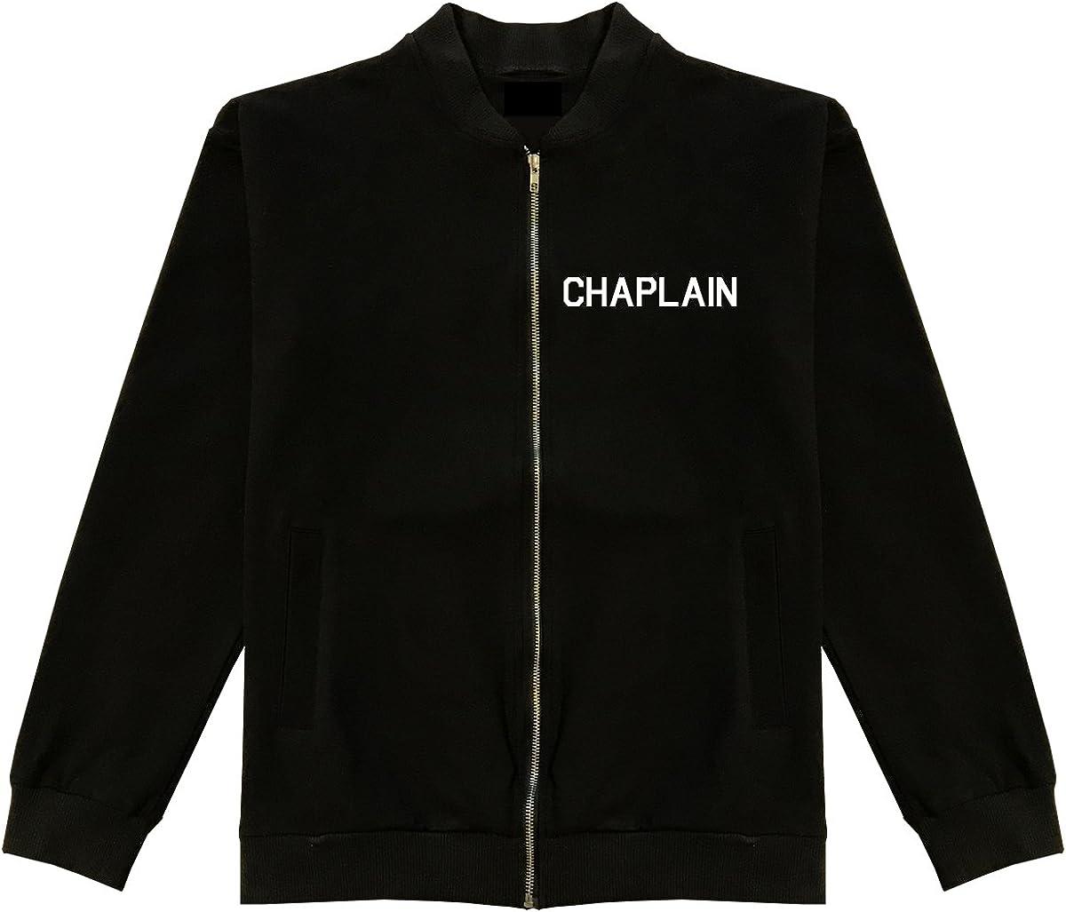 Kings Of NY Christian Chaplain Bomber Jacket