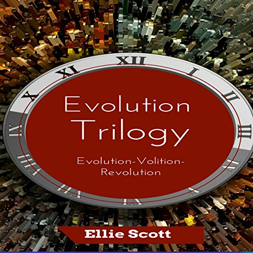 Evolution Trilogy cover art