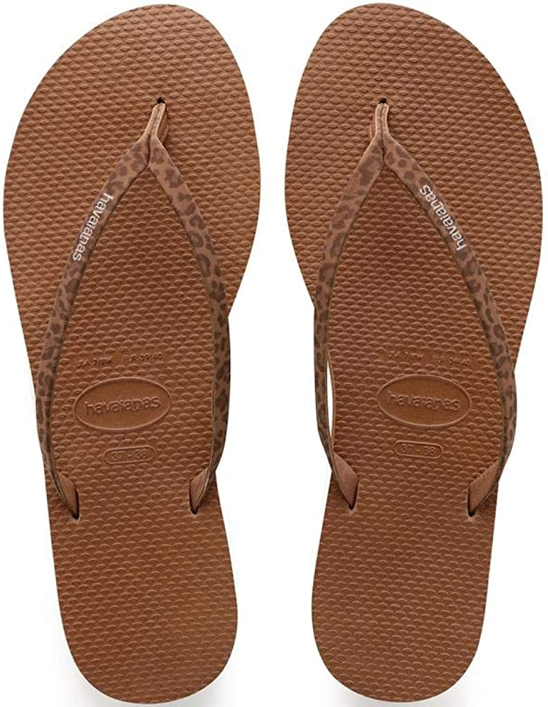Our shop OFFers the Bombing free shipping best service Havaianas Women's Slim Animal Sandal Flip Flop