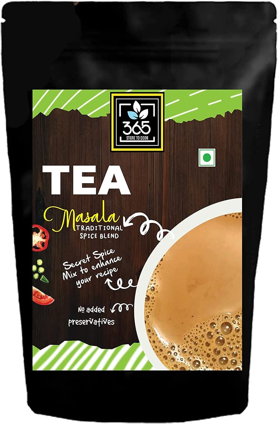 Bluenile 365 Store to Door Indian National products Spice H Masala Tea gm 100 – Limited time cheap sale