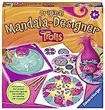 Ravensburger - 29902 - Mandala Designer Licence Trolls - Artistique