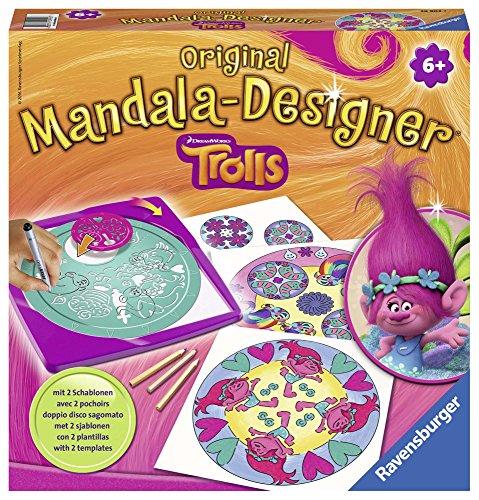 Ravensburger Original Mandala Designer 29902 - Midi - Trolls