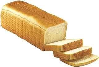 Flowers Foods European Bakers Sliced Texas Toast White Sandwich Bread, 3/4 inch -- 10 per case.
