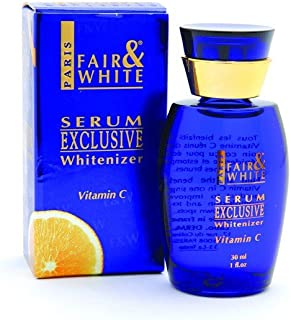 Fair & White Exclusive Whitenizer Serum with Pure Vitamin