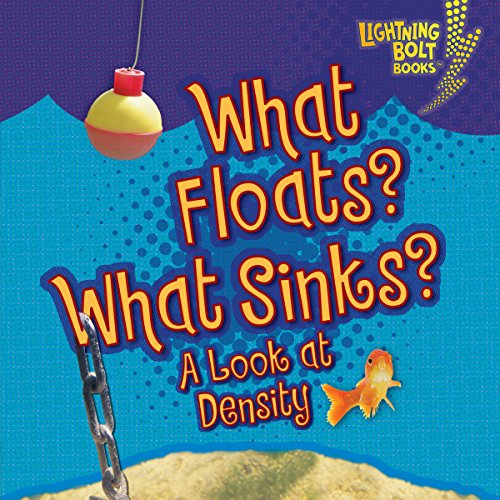 What Floats? What Sinks? copertina