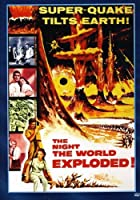 Night the World Exploded [DVD]