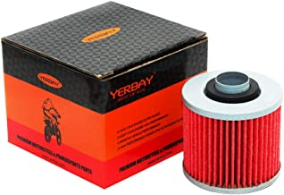 XVS650 XVS 650 DRAGSTAR 650 1996 1997 1998 1999 2000 2001 2002 2003 2004 Cyleto Filtre /à huile pour Yamaha XVS400 XVS 400 DRAGSTAR 400 1996-2007
