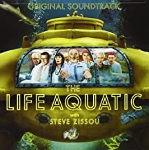 The Life Aquatic with Steve Zissou by Sven Libaek (2004-12-14)
