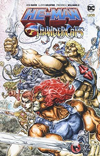 He-Man. Thundercats