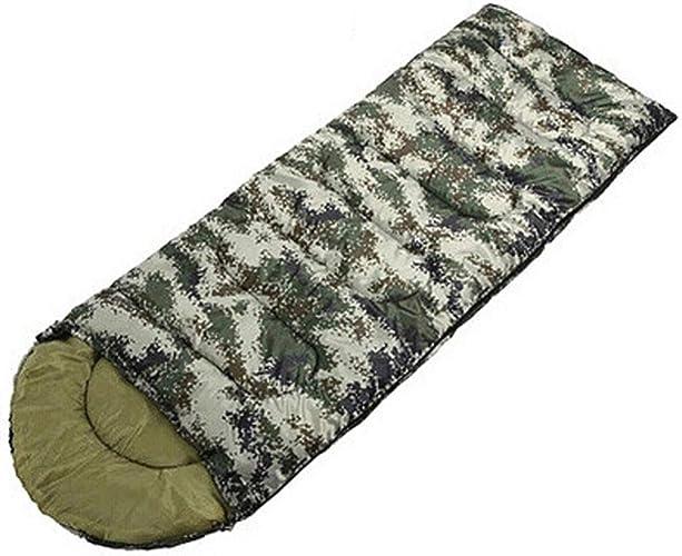 Papay Camouflage Numérique Sac De Couchage Tente Simple Extérieure Sac équipeHommest De Camping,Digitalcamouflage-1000G