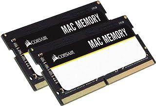 CORSAIR CMSA16GX4M2A2666C18 Apple Qualified Mac Memory 16GB (2 x 8GB) DDR4 2666MHz C18 Notebook Belleği
