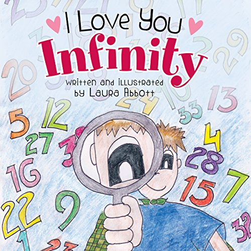 I Love You Infinity  audiobook cover art