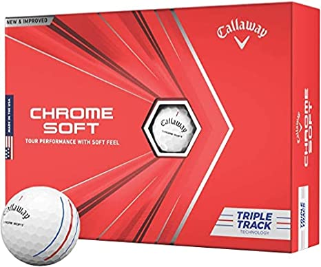 Callaway Chrome Soft Golf Balls