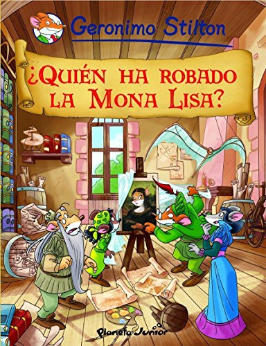 Quien ha robado la Mona Lisa