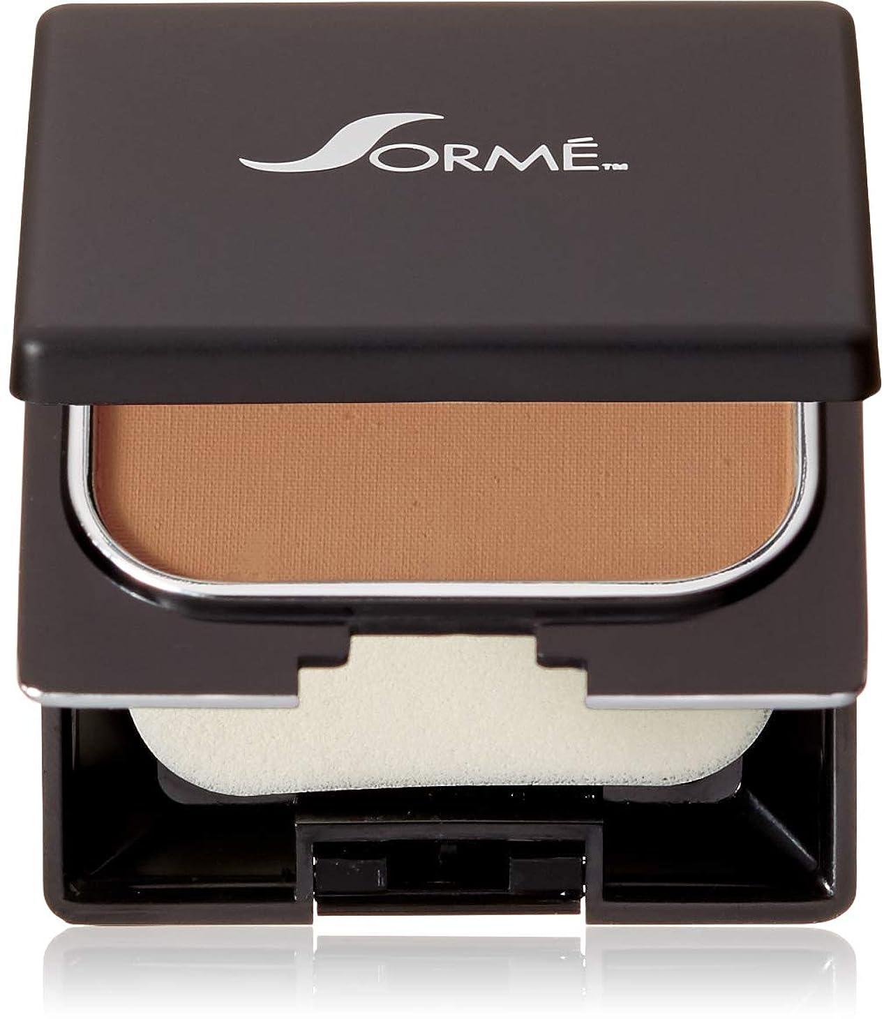 ありがたい発見する喉が渇いたSorme Cosmetics Believable Finish Powder Foundation, Golden Tan, 0.23 Ounce by Sorme Cosmetics