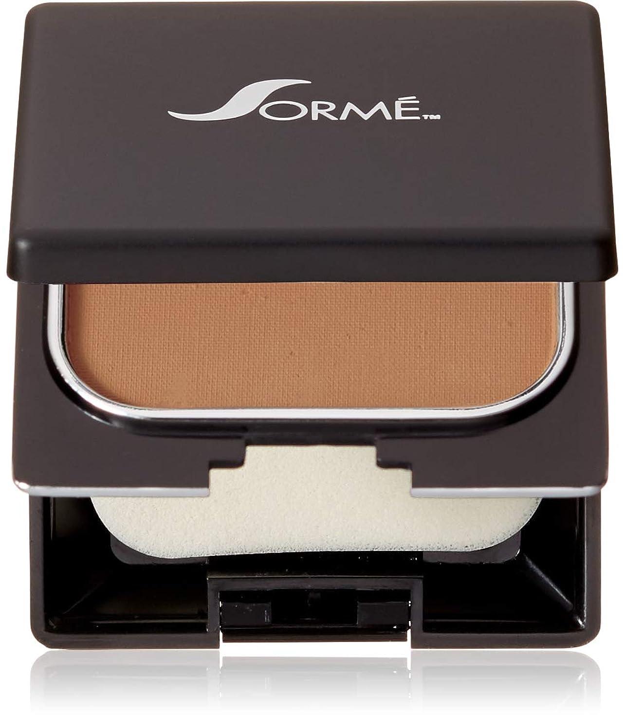 膨張する僕の低いSorme Cosmetics Believable Finish Powder Foundation, Golden Tan, 0.23 Ounce by Sorme Cosmetics