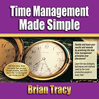 Time Management Made Simple cover art