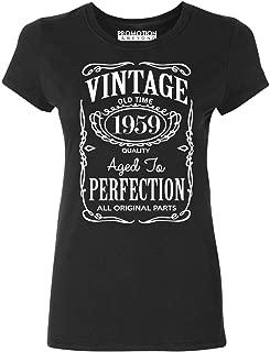 60th Birthday Vintage 1959 Women's T-Shirt