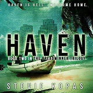 Haven audiobook cover art