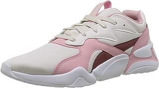 PUMA Women's Low-Top, Pink (Pastel Parchment-Bridal Rose 03), 7.5 us