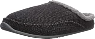 Slipperooz Men's Nordic S.U.P.R.O Sock Cushioned Indoor Outdoor Clog Slipper