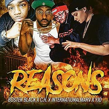 Reasons (feat. C.H., Bosten Black & YJO)
