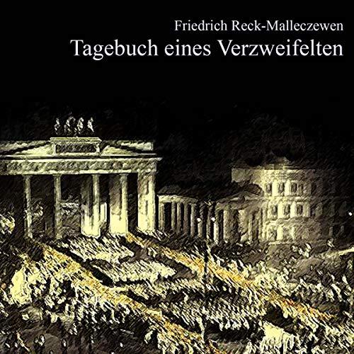 Tagebuch eines Verzweifelten audiobook cover art