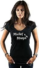 Women's HP Mischeif Managed Map Footprints T-Shirt