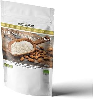 comprar comparacion NATURSEED - Harina de Almendras Española - Alta en Proteinas y Baja en Carbohidratos - Sin Gluten - No GMO- Apta para Diet...