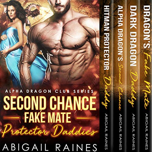 Second Chance Fake Mate Protector Daddies Titelbild