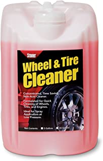 Stoner Car Care Pro B548PL Concentrated Wheel and Tire Cleaner - 5-Gallon
