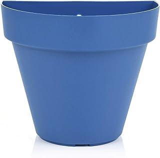 وعاء نباتات قابل للتعليق من مينترا - ازرق غامق