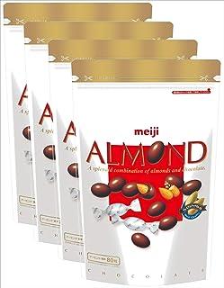 明治 アーモンドチョコレート大容量パウチ 336g ×4袋