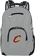 Denco NBA Voyager Laptop Backpack, 19-inches, Grey