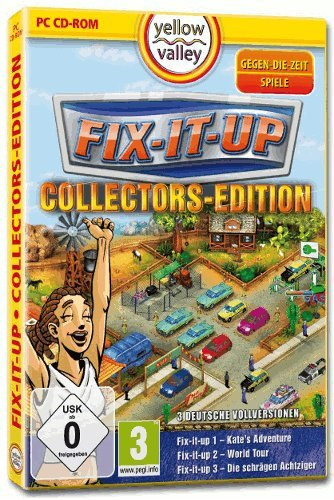 Fix-it-up (Collectors Edition)