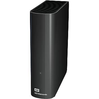 Western Digital Elements 3TB USB 3.0 Desktop External Hard Drive WDBWLG0030HBK