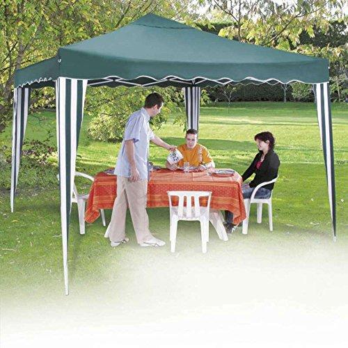 Provence Outillage 04052-Tienda Plegable con Carpa de jardín 3 x 3 m,...