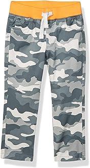 Brand Spotted Zebra Boys Knit Waistband 5-Pocket Pants