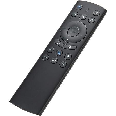 マウスリモコン、Bluetoothリモコン、G20BTSBluetoothマウスリモコンワイヤレス伝送TVボックス用安定接続