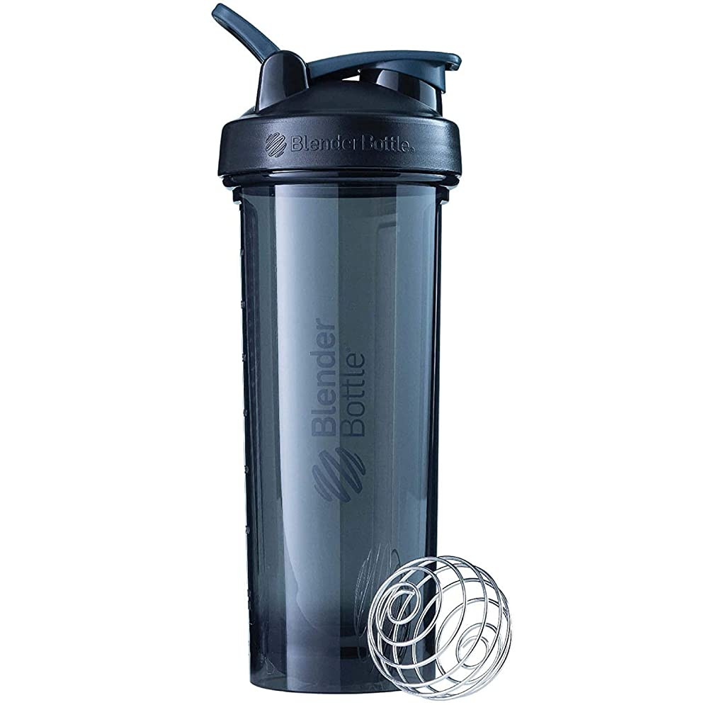 ピケ海峡シニスブレンダーボトル 【日本正規品】 ミキサー シェーカー ボトル Pro Series Tritan Pro32 32オンス (940ml) ブラック BBPRO32 BK
