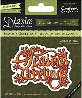 Die'sire Season's Greetings