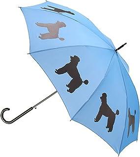 The San Francisco Umbrella Company auto Open Stick rain Umbrella, Blue