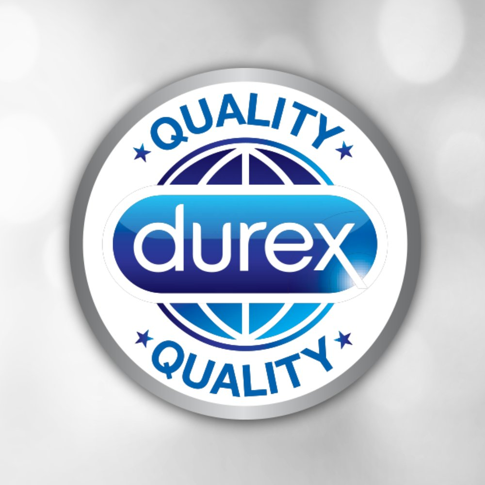 Durex Intensify Massage & Play 2 in 1, Massage Gel and Personal Lubricant, Intimate Lube with Guarana extract, Water-based, 6.76 oz. (Pack of 3)