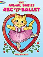 The Animal Babies ABC Book of Ballet (Dover Coloring Books)