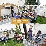 Zoom IMG-1 skandika tenda da 12 persone
