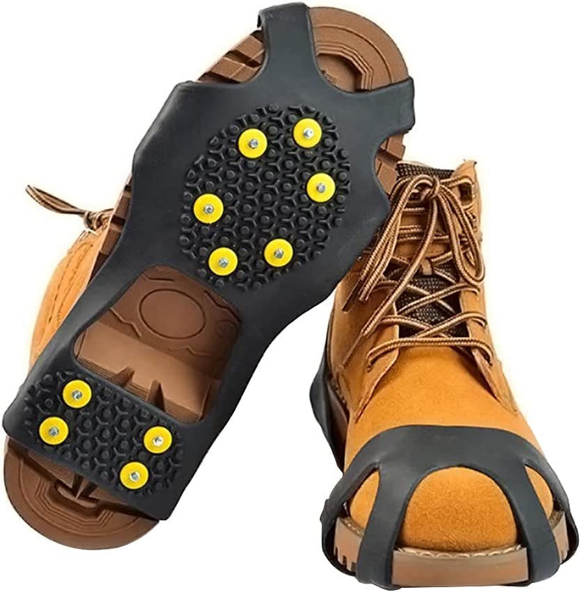 Ice Same day shipping Cleats Grippers for Traction Boots Shoes Max 77% OFF and Ru
